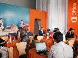 Microsoft introduces groups in office 365 -- enhance collaboration with coworkers - onmsft. Com - september 25, 2014