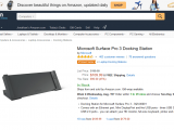 Surface Pro 3 docking station on sale for nearly half off at Amazon OnMSFT.com August 17, 2015