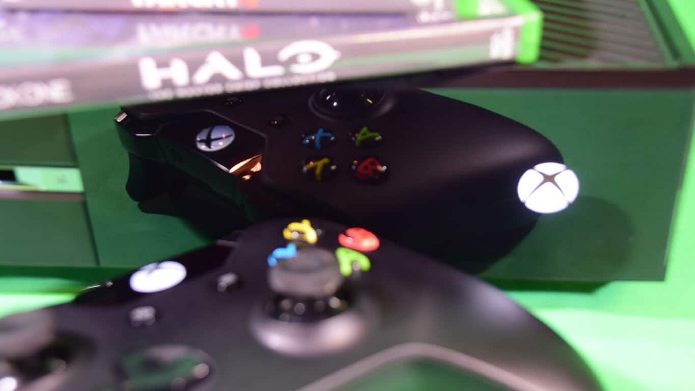 LEAD Xbox One Halo