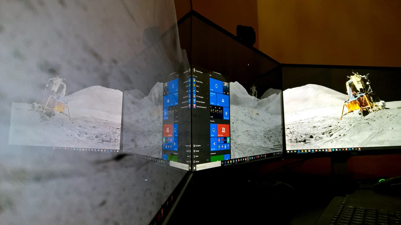 Dual monitor wallpaper windows 10