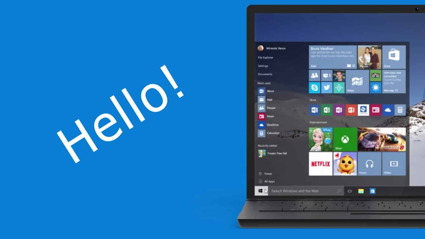 These are my Top 5 Windows 10 features, what are yours?   On MSFT