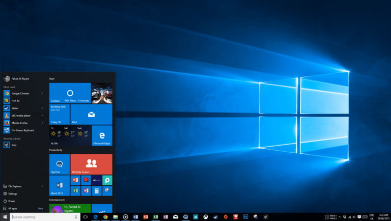 Windows10-Desktop