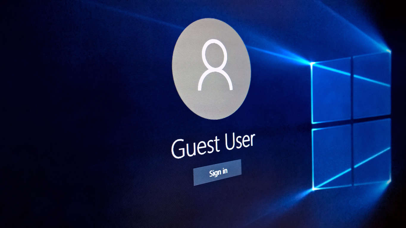 Windows10-Logon-Guest