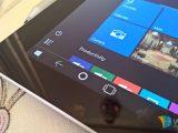 Surface pro running windows 10