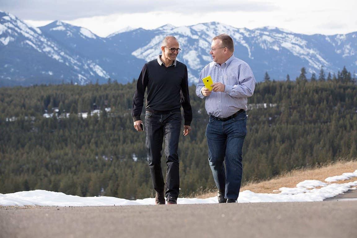 Microsoft CEO Satya Nadella was almost an Amazon employee OnMSFT.com September 18, 2017