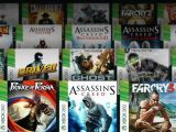 Ubisoft titles