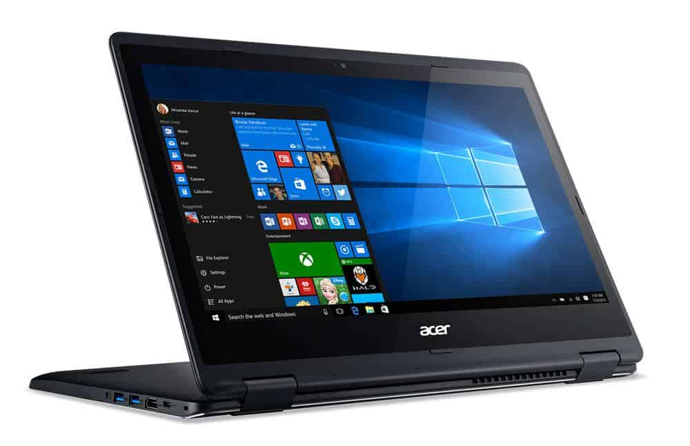 Acer R 13 Convertible