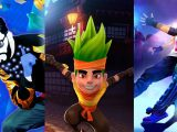 Xbox One Kinect Titles Just Dance, Fruit Ninja, and Dance Central Spotlight