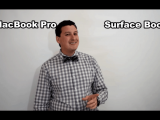 Sean ong compares microsoft surface book with apple's macbook pro in video - onmsft. Com - october 21, 2015