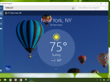The weather channel updated for windows 10 with new features - onmsft. Com - october 7, 2015