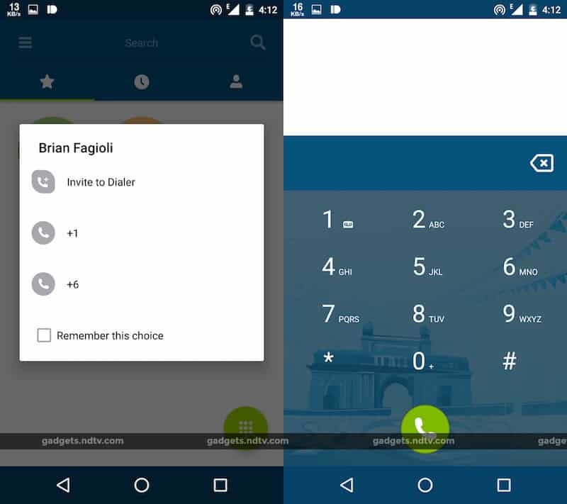 Category Mobile Dialer Apps
