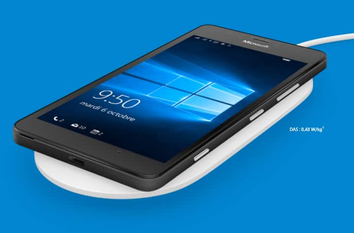 Windows Phone Wireless Charger