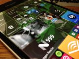 Lumia 950: how to get 4 columns of tiles on your home screen - onmsft. Com - november 26, 2015