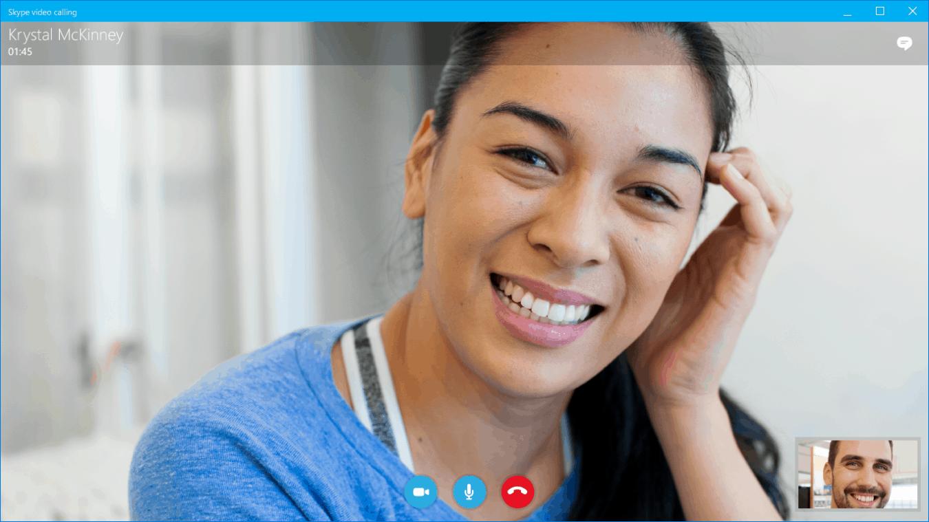 Download Skype Installer 8.46.0.60 for Windows PC full offline setup
