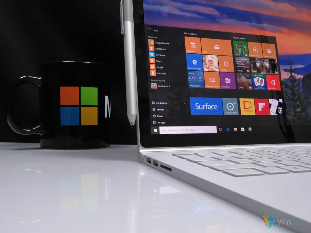Microsoft Surface Book review OnMSFT.com