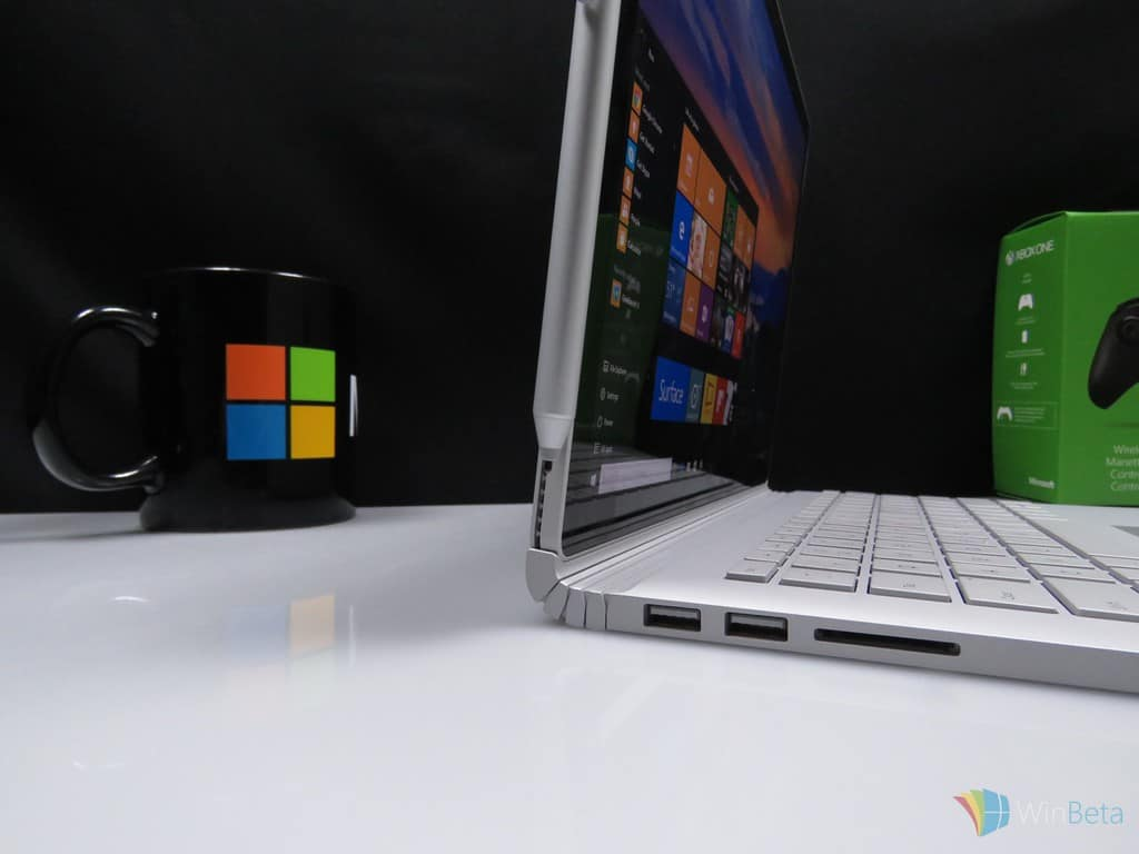 how to turn on backlit keyboard surface book