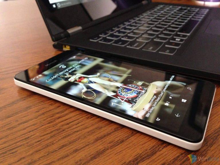 Lumia 950 review - onmsft. Com - december 8, 2015