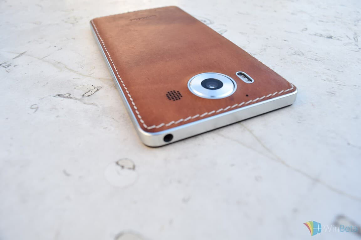 advise anyone looking to spice up their Lumia 950 give a good hard ...