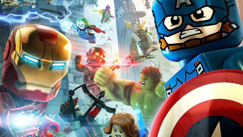 LEGO Marvel's Avengers on Xbox One