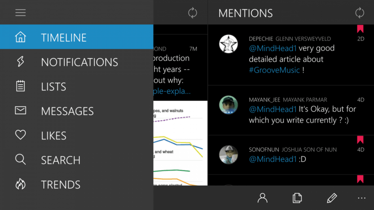Windows 10 adds another great Universal Windows app, Tweet It! OnMSFT.com December 14, 2015