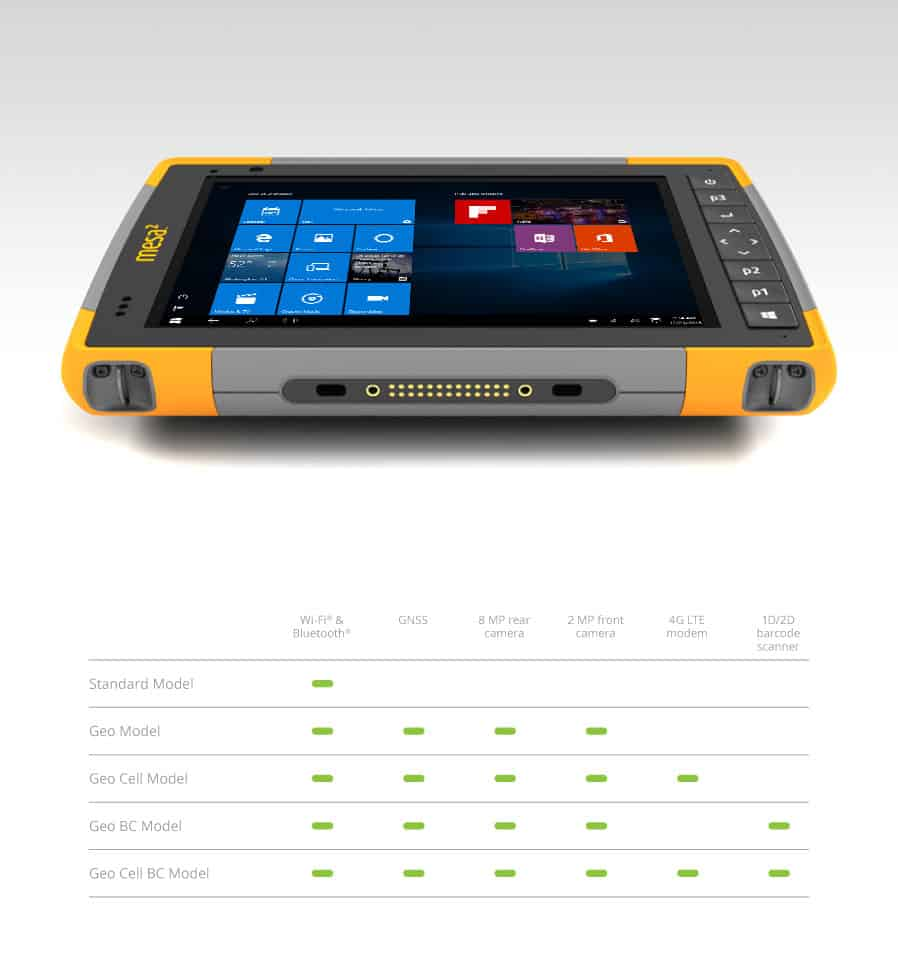 First IP68 Rated Rugged Windows 10 Tablet Coming From Juniper ...