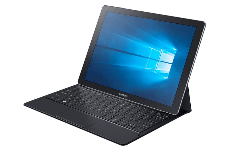 Galaxy TabPro S Front View