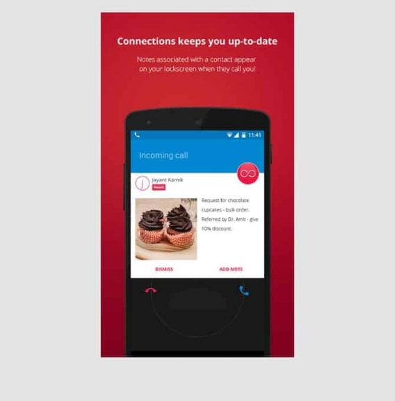 """Microsoft Garage releases """"Connections"""" contact manager, available on Android in India OnMSFT.com January 18, 2016"""