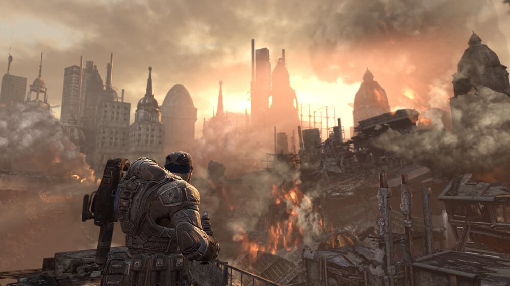Gears of War 2 Screenshot