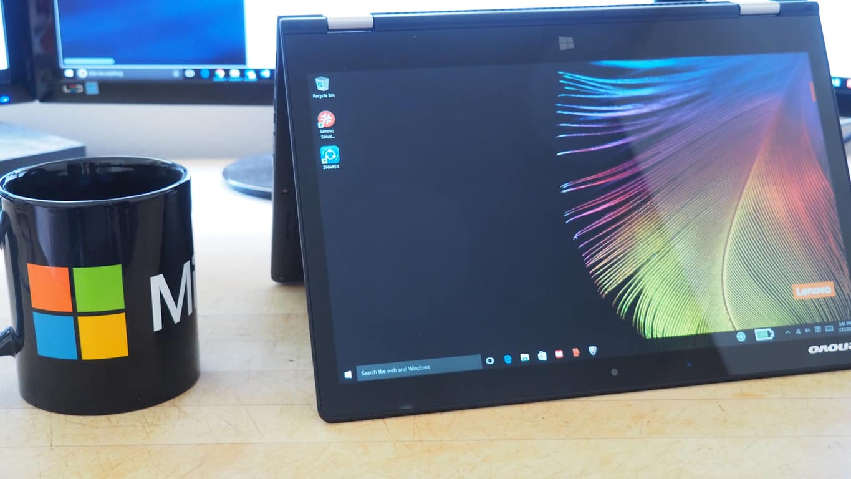 Lenovo Yoga 700 Tent Mode & Lenovo Yoga 700 Review: A great mid-range Windows 10 notebook | On ...