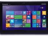 Ces 2016: panasonic introduces semi-rugged windows 8. 1 tablet, the toughpad fz-q1 - onmsft. Com - january 6, 2016
