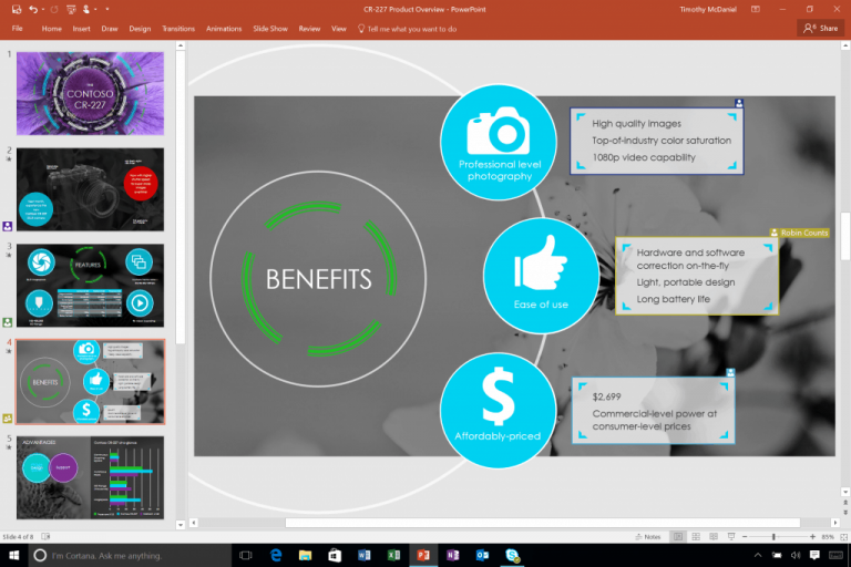 PowerPoint Collaboration