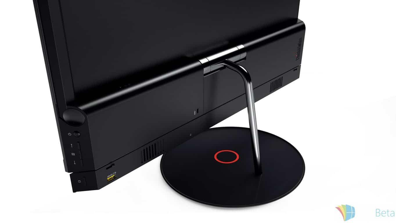 Lenovo 24-inch monitor