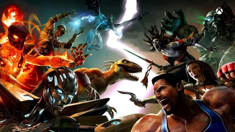 Killer Instinct on Xbox One