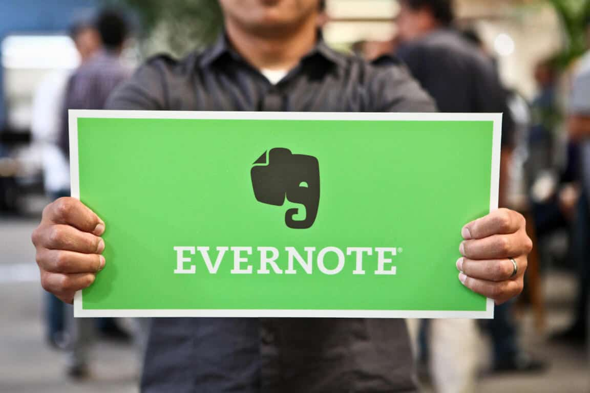 The Evernote logo.