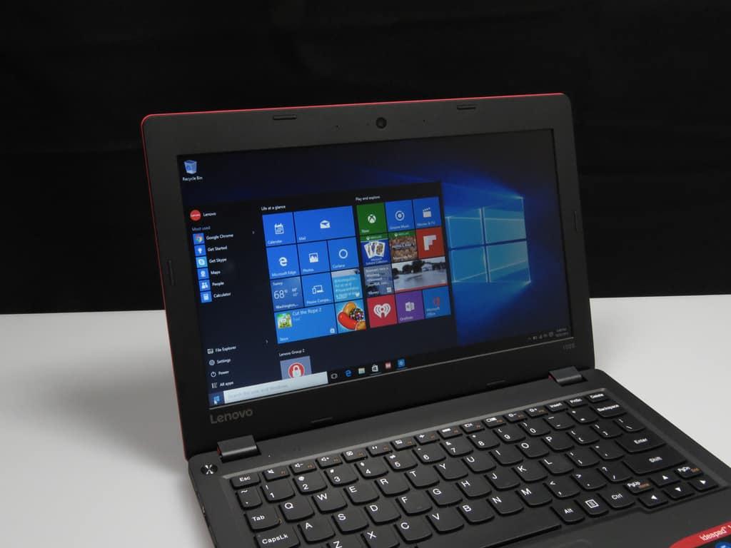 Windows 10 on Lenovo