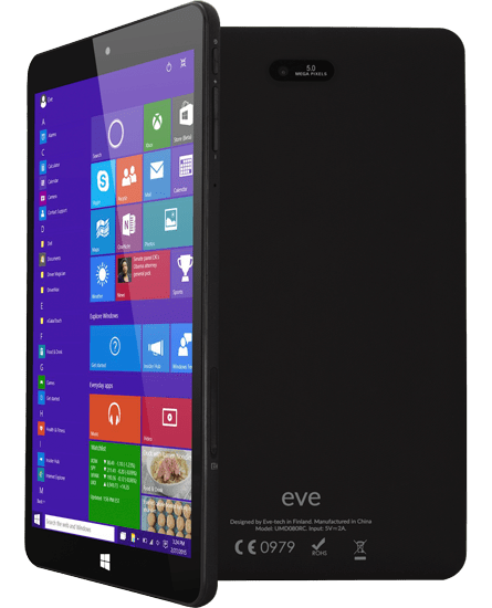 Eve t1 tablet