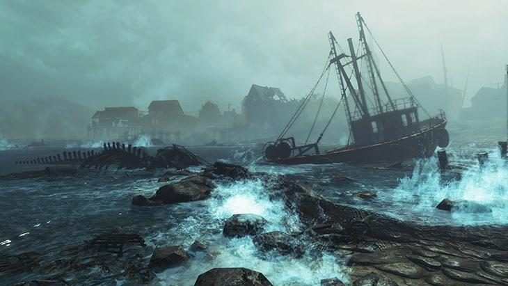 Fallout4 DLC FarHarbor