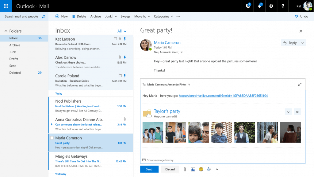 New Outlook.com 1