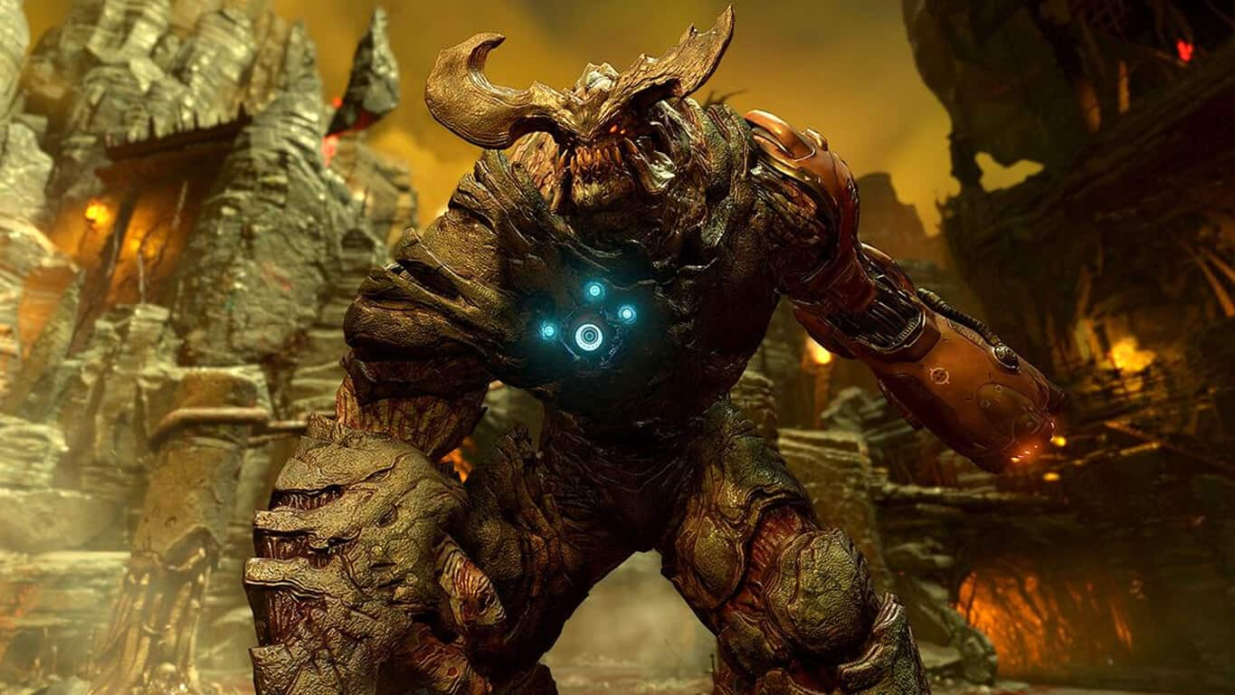 """Doom set to launch """"Free Update 2"""" tomorrow, then new DLC on August 5th"""
