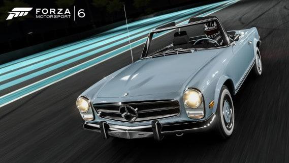 Forza Mercedes