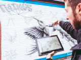 Microsoft's designed on surface campaign helps put a 'noir' twist on a school in belgium - onmsft. Com - march 3, 2016