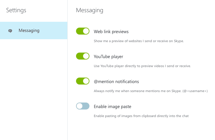 """There is a new """"@mention notifications"""" feature"""