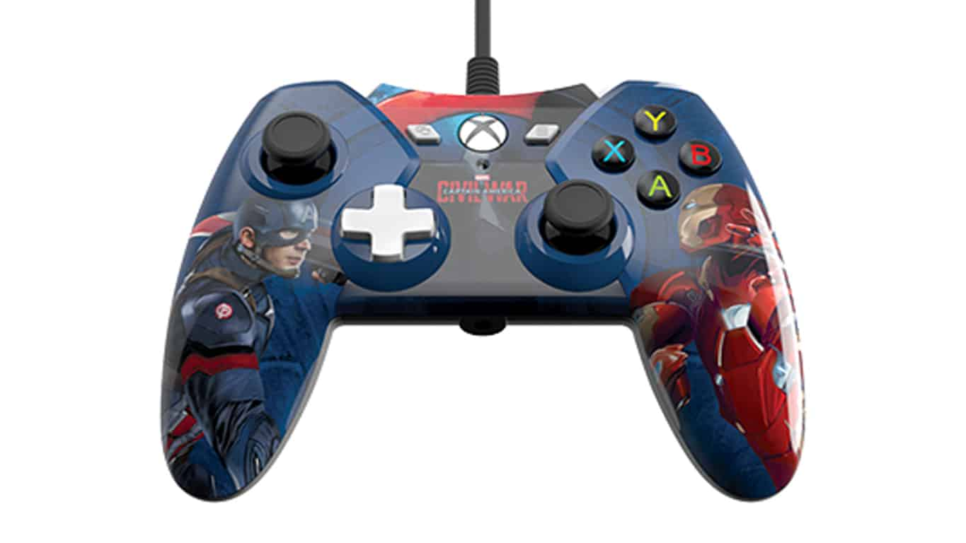 Marvel's Captain America: Civil War Xbox One Controller