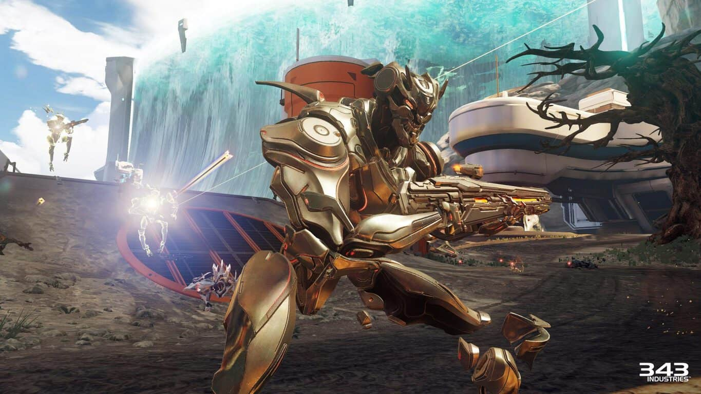 Halo 5 to get Warzone Firefight on June 29th