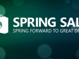 Windows Store puts on its own Spring Sale, games, movies, TV, and music on tap OnMSFT.com March 22, 2016