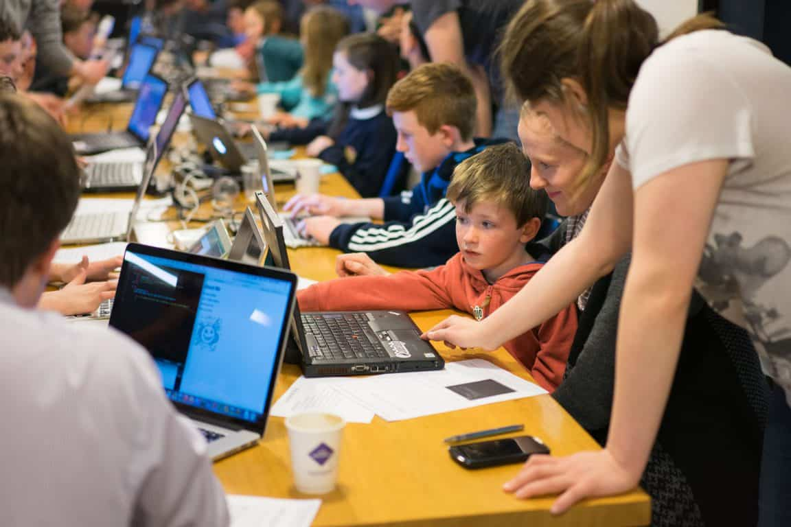 The Dublin-based CoderDojo Foundation helps parents and volunteers start free computer programming clubs for young people. There are nearly 1,000 CoderDojo clubs in more than 65 countries around the world.