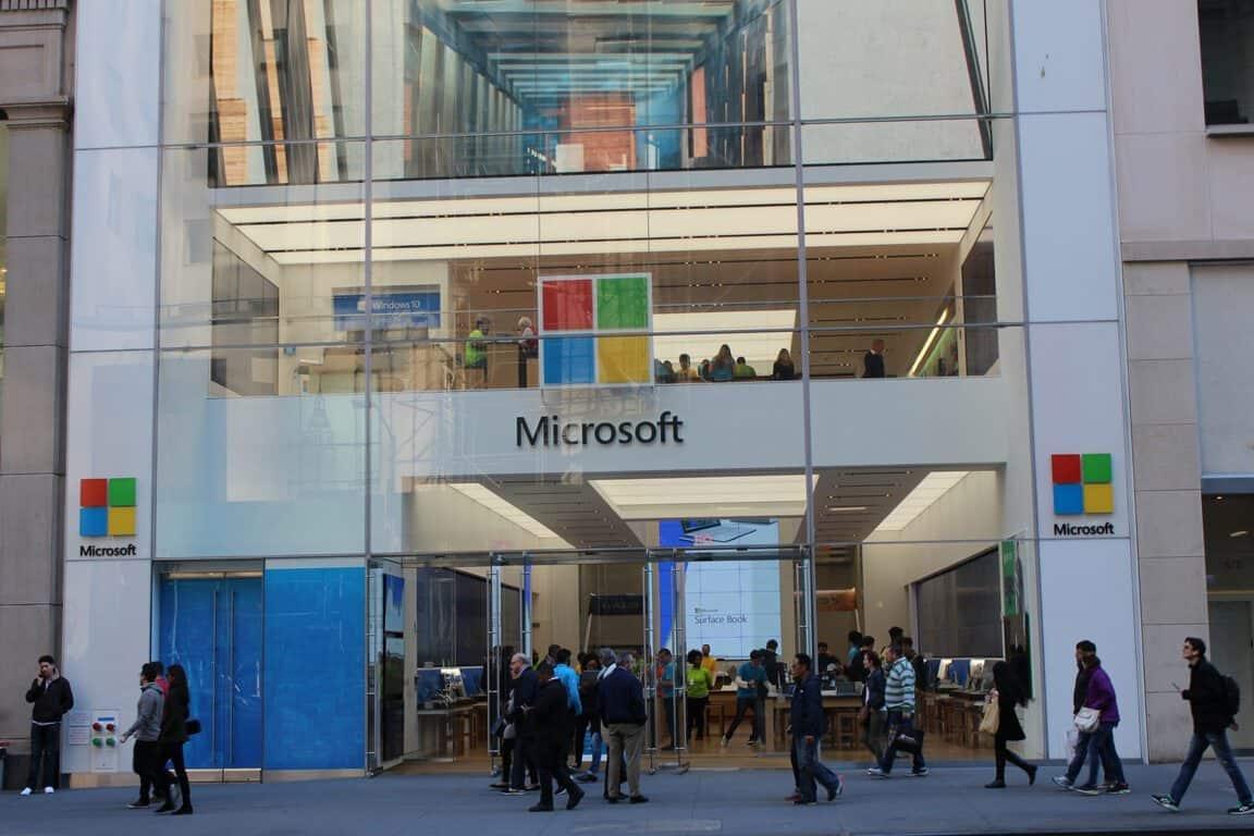 Microsoft Store, NYC