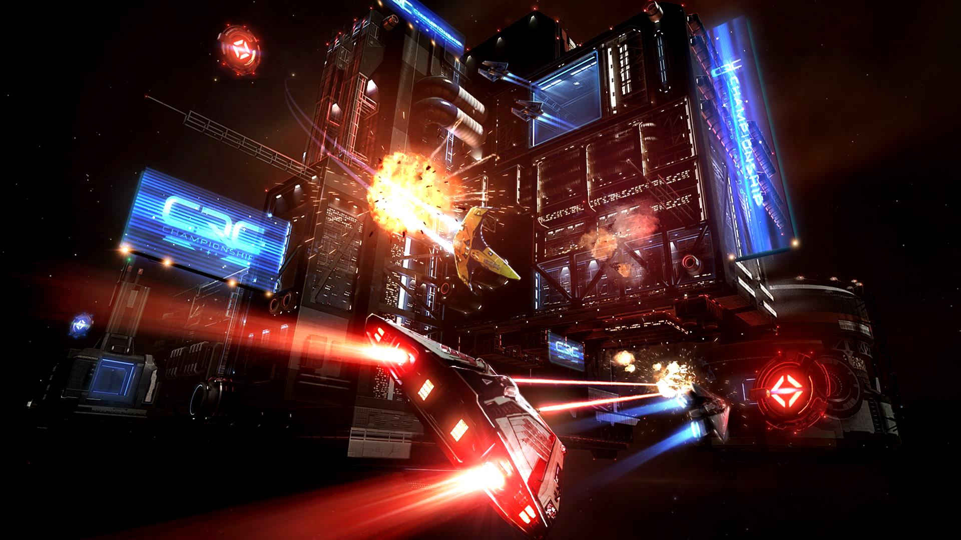 Elite Dangerous: Arena Edition on Xbox One