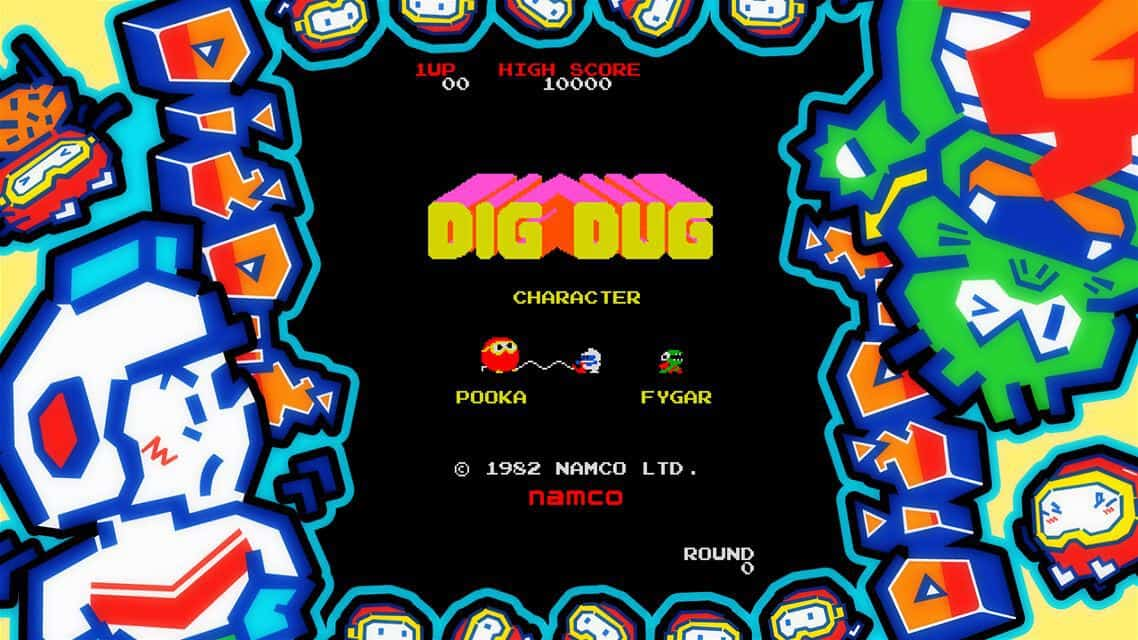 Dig Dug on Xbox One
