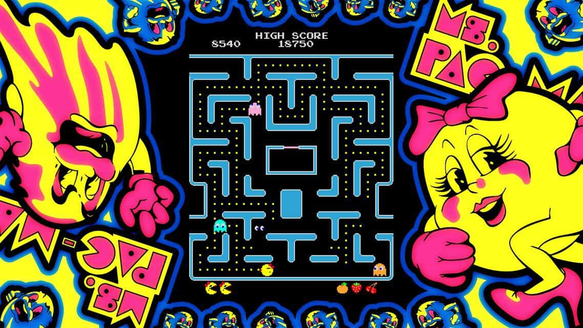 Ms. Pac-man on Xbox One